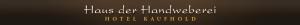Hotel Kaufhold - Haus der Handweberei