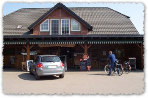 Parkplatz Hofladen Wulhorst Waltrop